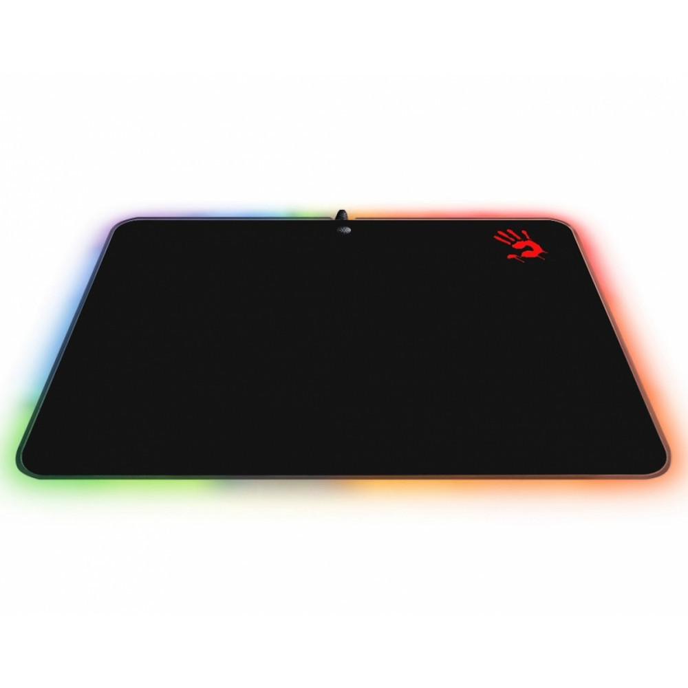 Коврик игровой RGB Bloody MP-50RS Размер: 358 X 256 X 7 mm RGB