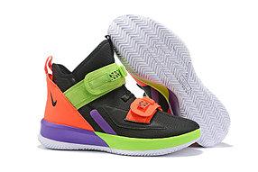 "Баскетбольные кроссовки Nike LeBron Soldier 13 ( XIII ) ""Multicolor"" From Lebron James"