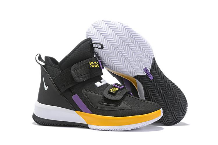 Баскетбольные кроссовки Nike LeBron Soldier 13 ( XIII )  From Lebron James