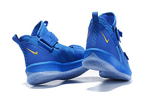 "Баскетбольные кроссовки Nike LeBron Soldier 13 ( XIII ) ""Blue"" From Lebron James , фото 2"