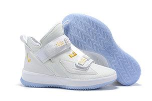 "Баскетбольные кроссовки Nike LeBron Soldier 13 ( XIII ) ""White"" From Lebron James , фото 2"
