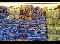 Комплекты постельного белья для рабочих