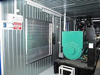 Блок-модуль под ДГУ на базе 20 фут