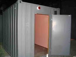 Блок-контейнер под радио и телесвязь