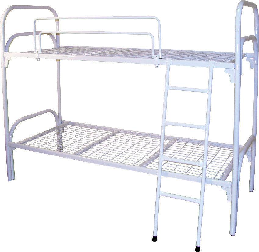 Металлическая кровать пружинного типа