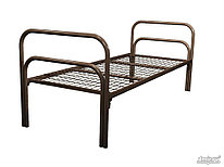Кровать металическая одноярусная в Астане
