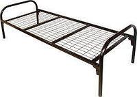Кровать металическая одноярусная на заказ