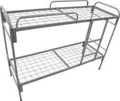 Кровать двухъярусная для строителей