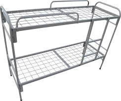 Армейская двухъярусная кровать по ГОСТ