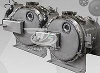 Автоклав производственный вертикального или горизонтального типа