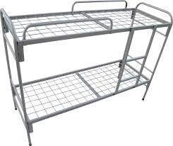 Армейская двухъярусная кровать на заказ