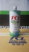 Моторное масло TCL Zero Line 0W-16 SN 1литр