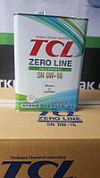 Моторное масло TCL Zero Line 0W-16 SN 4литрa