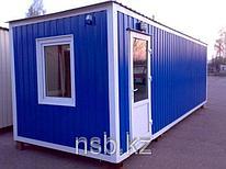 Блок-контейнер по Казахстану