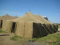 Брезентовая палатка армейская