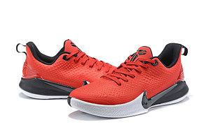 """Баскетбольные кроссовки Nike Kobe Mamba Focus """"Red"""", фото 2"""