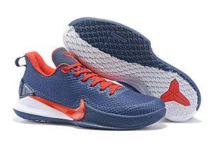 Баскетбольные кроссовки Nike Kobe Mamba Focus Blue, фото 2