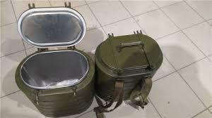 ТВН-36 СССР термос армейский, 36 л, Цвет: Зелёный