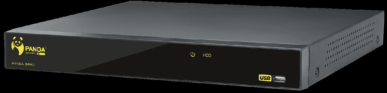 Гибридный видеорегистратор Panda 8.pro ver.2