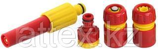 """Набор GRINDA """"CLASSIC Quick-Connection System"""" пластиковый: наконечник регулир,2 соединит 8-427286_z01"""