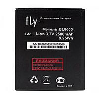 Заводской аккумулятор для Fly FS502 (BL8605, 2500 mAh)