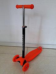 Детский трехколесный самокат Scooter