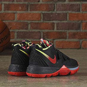 "Баскетбольные кроссовки Nike Kyrie (V) 5 "" Black/Red "" from Kyrie Irving , фото 2"