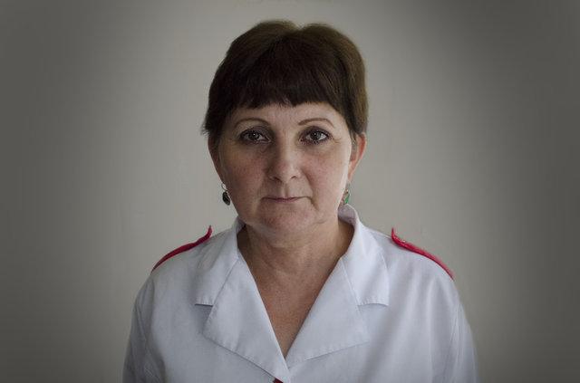 Кацан Людмила Васильевна (ассистент ветеринарного врача в отделении стационара) 5