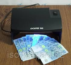 Ультрафиолетовый детектор валют DORS 60