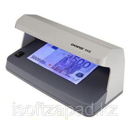 Ультрафиолетовый детектор валют DORS 115, фото 2