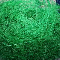 Наполнитель сизаль, сочно зеленый, фото 1