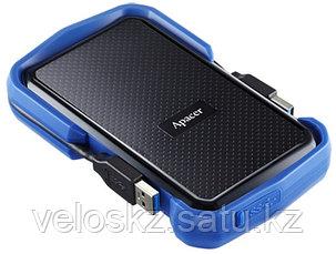 """Жесткий диск 1Тб Apacer AC631 USB 3.1 2.5"""" SATA HDD До 5Гбит/с blue, фото 2"""