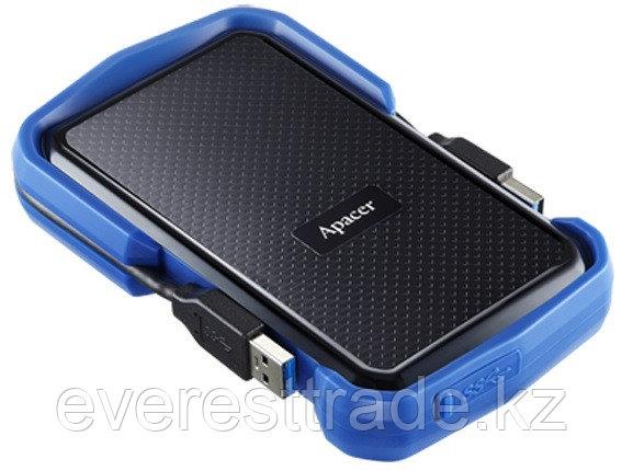 """Жесткий диск 1Тб Apacer AC631 USB 3.1 2.5"""" SATA HDD До 5Гбит/с blue"""