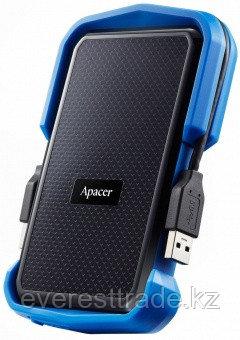 Жесткий диск 2Тб Apacer USB AC631 USB 3.1 синий
