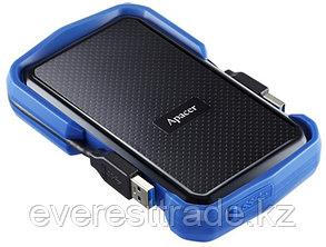 Жесткий диск 2Тб Apacer USB AC631 USB 3.1 синий, фото 2