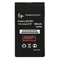 Заводской аккумулятор для FLY TS107 (BL7303, 1500 mAh)