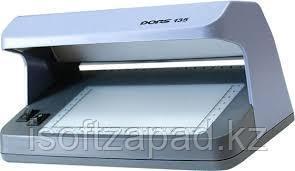 Ультрафиолетовый детектор валют DORS 135, фото 3