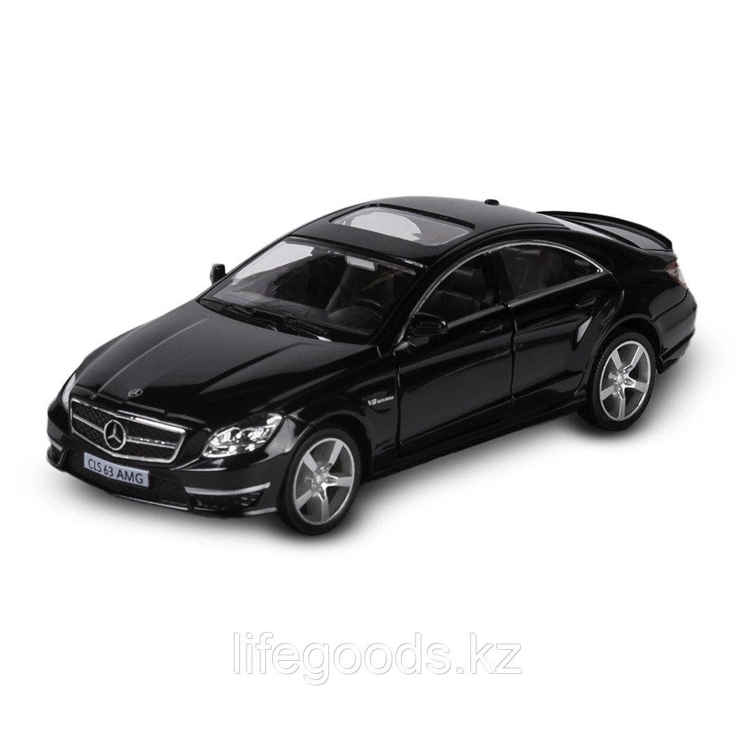 Металлическая машинка RASTAR 1:43 Mercedes-Benz CL 63 AMG 34300B