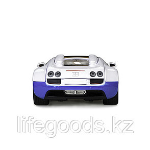 Металлическая машинка RASTAR 1:18 Bugatti Grand Sport Vitesse 43900W, фото 2