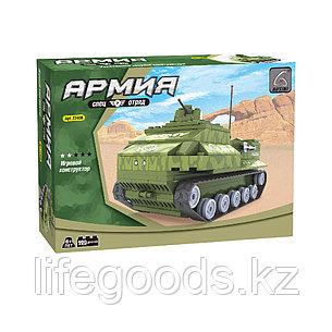 Игровой конструктор Ausini 22408 АРМИЯ, фото 2