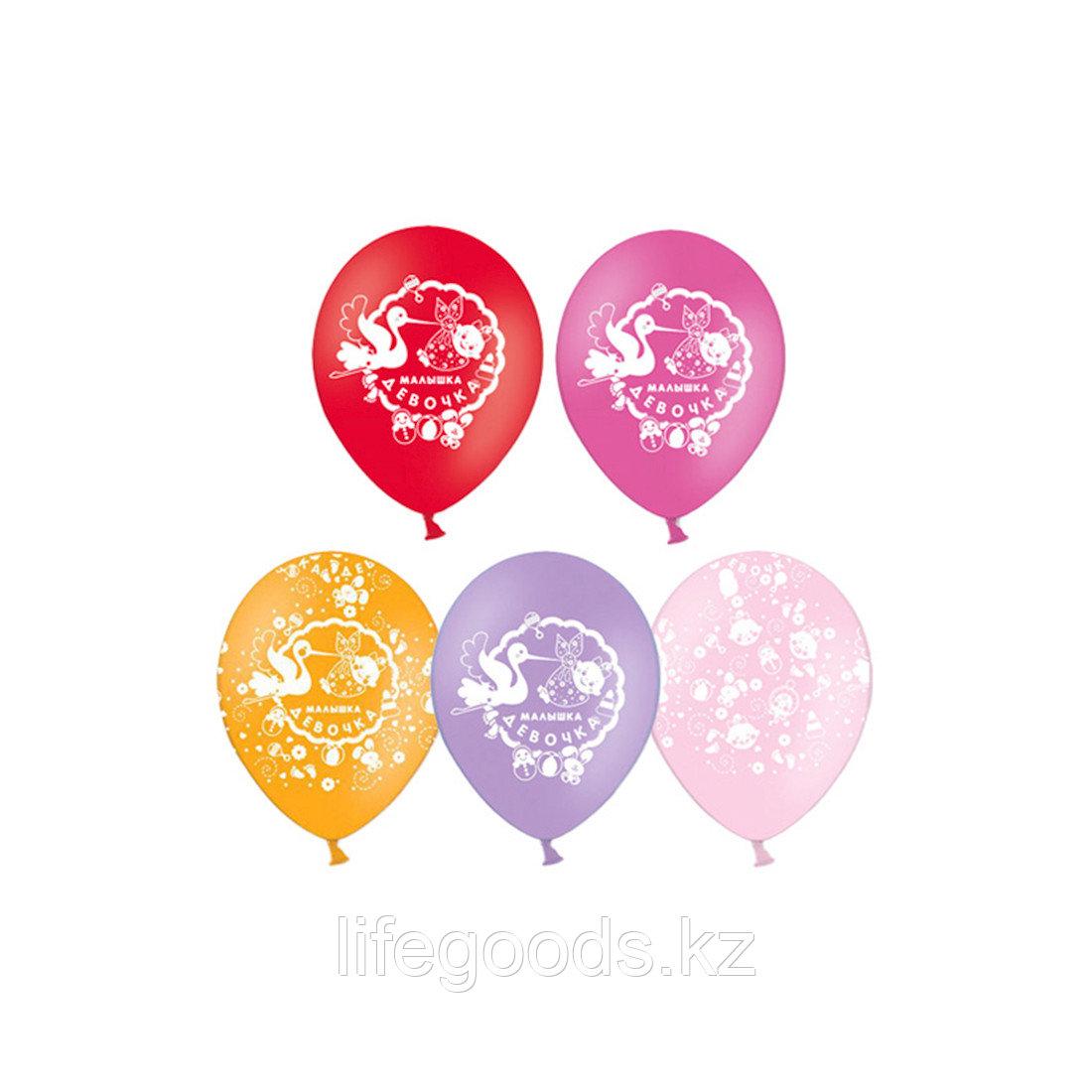 Воздушные шарики 1111-0351 (1111-0833) (5 шт. в пакете)