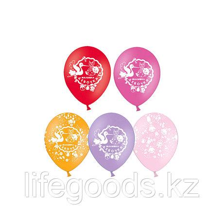 Воздушные шарики 1111-0351 (1111-0833) (5 шт. в пакете), фото 2