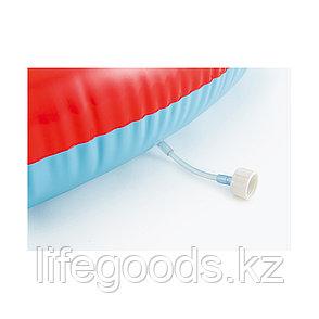 Детский надувной игровой бассейн 259х165 см Intex 57160NP, фото 2