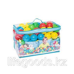 Шарики для бассейнов Bestway 52027 (в упаковке 100шт), фото 2