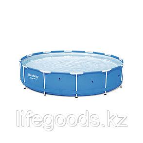 Каркасный бассейн Steel Pro MAX 366х76 см Bestway 56706, фото 2