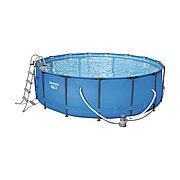 Каркасный бассейн Steel Pro MAX 366х133 см, Bestway 15427