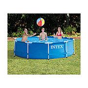 Каркасный бассейн 305х76 см с фильтр-насосом, Intex 28202NP