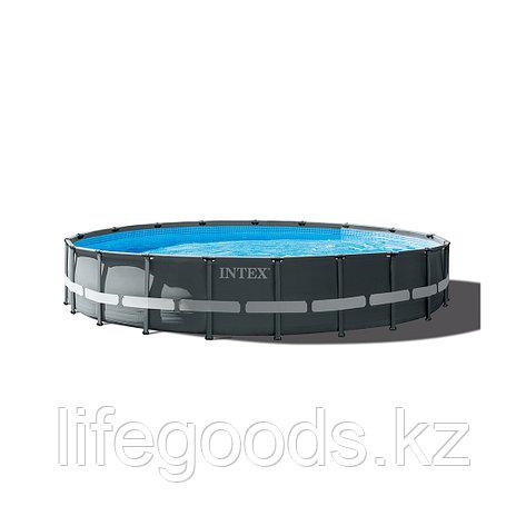 Каркасный бассейн Ultra XTR Frame 610х122 см Intex 26334NP, фото 2