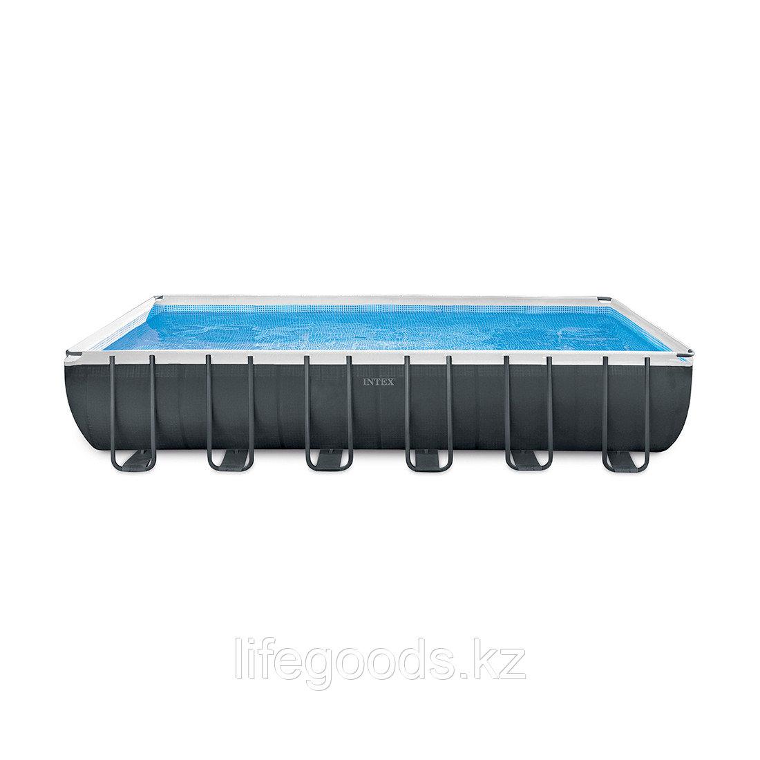 Каркасный бассейн Ultra XTR Frame 732х366x132 см Intex 26364NP
