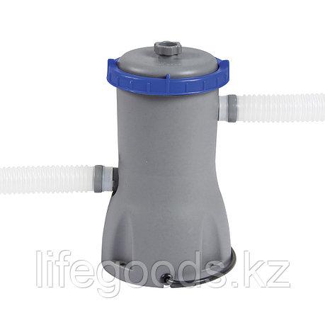 Фильтр-насос для бассейна 3028 л/час Bestway 58386, фото 2